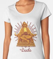 The Big Lebowski Women's Premium T-Shirt