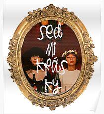 Sedmikrasky Mirror Tribute Poster