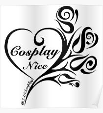 Cosplay Nice Poster
