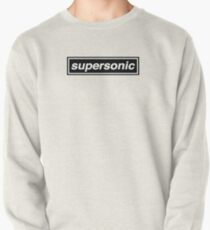 Supersonic - OASIS Band Tribute Pullover
