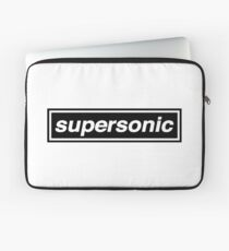 Supersonic - OASIS Band Tribute Laptop Sleeve