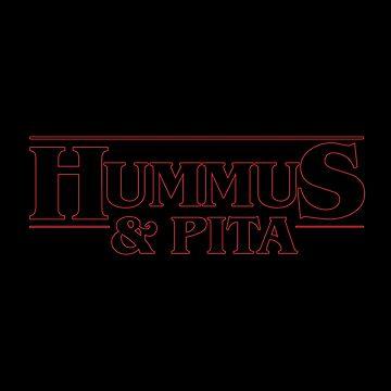 HUMMUS & PITA by HummusMemes
