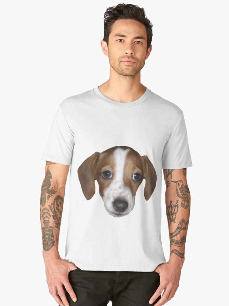 Frankerz Twitch Emote Männer Premium T Shirts Von Dankdineros99