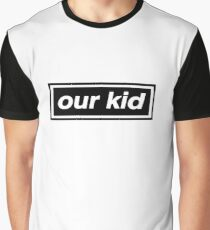 Our Kid - OASIS Spoof Graphic T-Shirt
