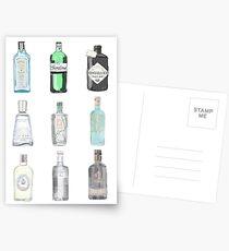 Gin lover Postcards