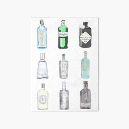Gin lover Art Board Print