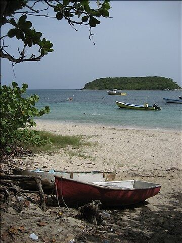 Vieques Boats by noahkruger