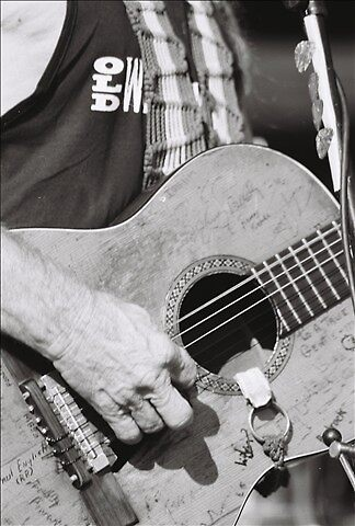 Willie Nelson by noahkruger