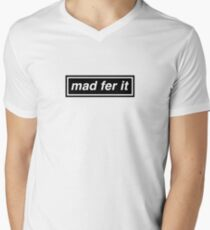 Mad Fer It - OASIS Spoof T-Shirt