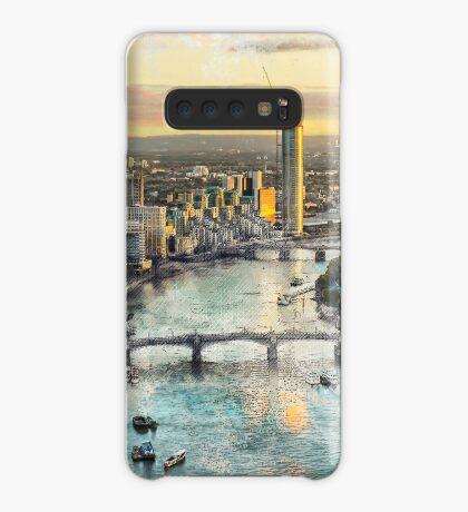 London city art 2 #london #city Case/Skin for Samsung Galaxy