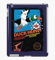 DUCK HUNT NES COVER  iPad Case/Skin