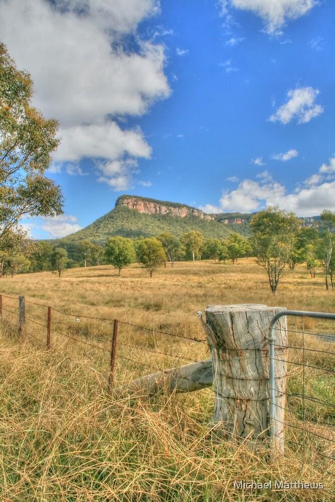 Gardens of Stone National Park by Michael Matthews