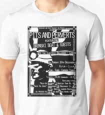 Pits and Perverts Miners Strike T-Shirt