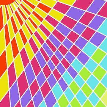 Don't stare at the Sun. by jazzbear