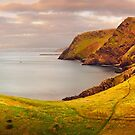 Golden Glow, Second Valley, Fleurieu Peninsula, South Australia by Michael Boniwell