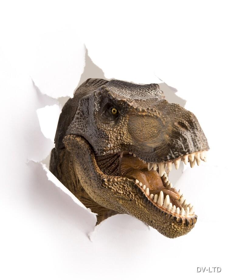 T Rex Dinosaur Funny Face Ipad Case Skin By Dv Ltd Redbubble