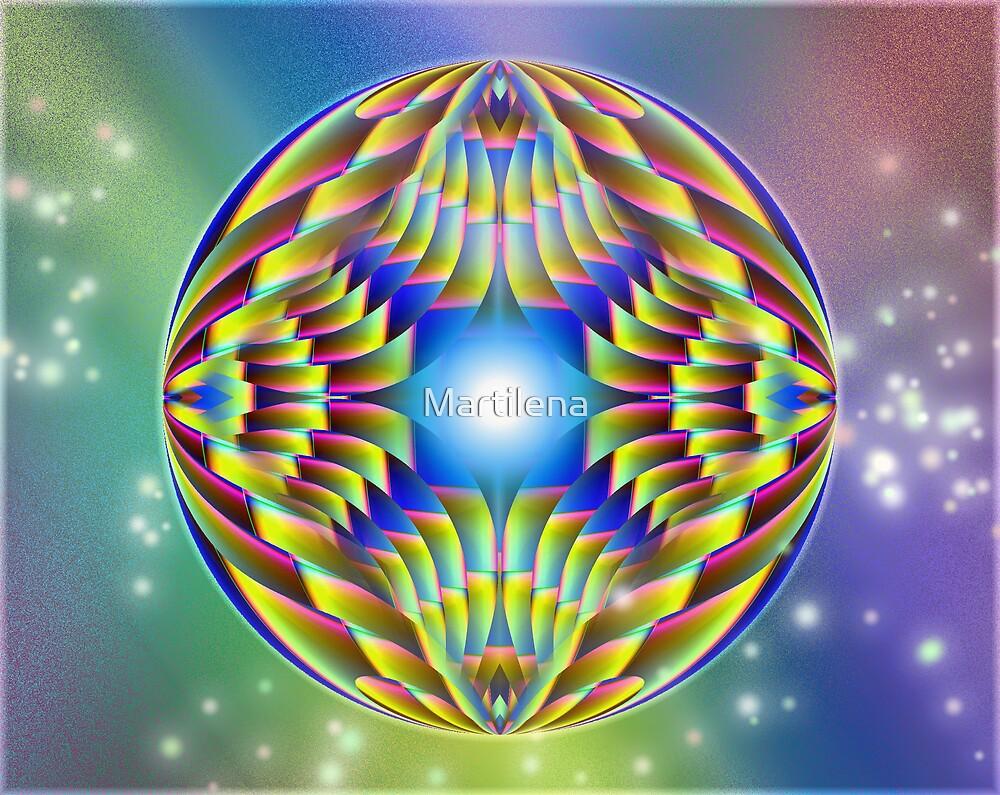 Cosmic Universe by Martilena