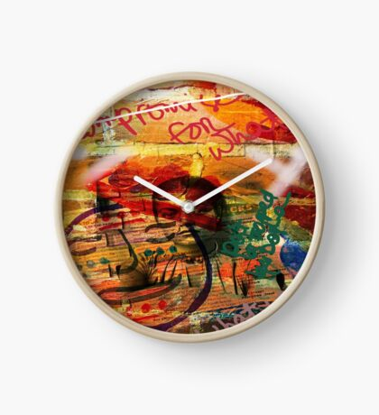 Compromise...For What?!! Clock