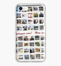 What Jo Mulholland, Joop Mul, Mr M. and Ozcloggie saw.  iPhone Case/Skin