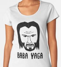 Baba Yaga Women's Premium T-Shirt