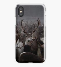 The Herd iPhone Case