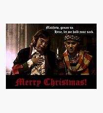 Herr Lipp, Christmas in Royston Vasey Photographic Print