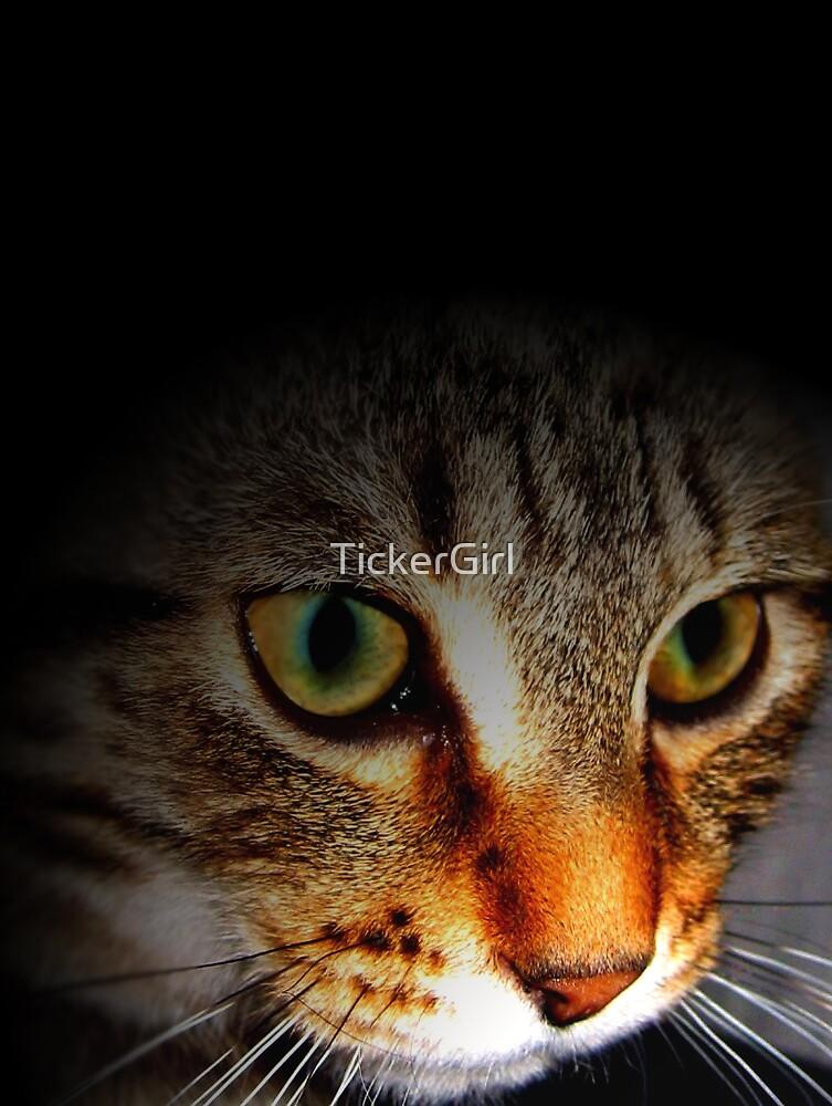 Kitty by TickerGirl