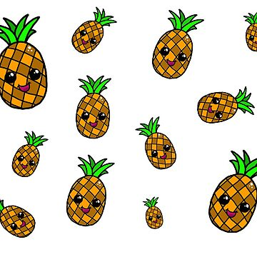 A Pineapple a Day Keeps the Doctor Away! by jessistorm