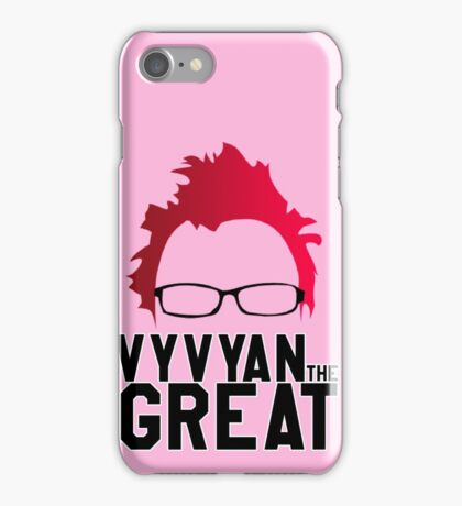 Vyvyan The Great iPhone Case/Skin