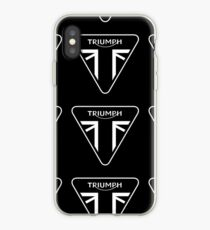 triumph - Clothing has been called intimate architecture. We want to go beyond that. iPhone Case