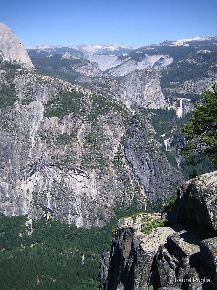 Yosemite Outcrop by Laura Puglia