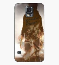 Remember to forget - Before the Storm - Life is Strange 1.5 Case/Skin for Samsung Galaxy