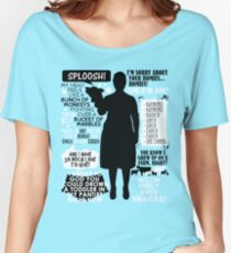 Archer - Pam Poovey Quotes Women's Relaxed Fit T-Shirt