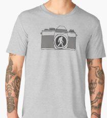 Bigfoot on Camera Men's Premium T-Shirt