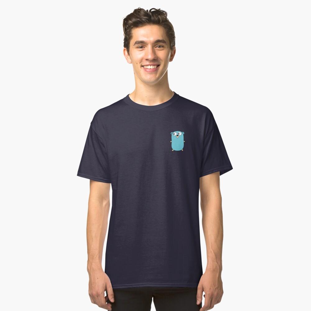 Golang Camiseta clásica