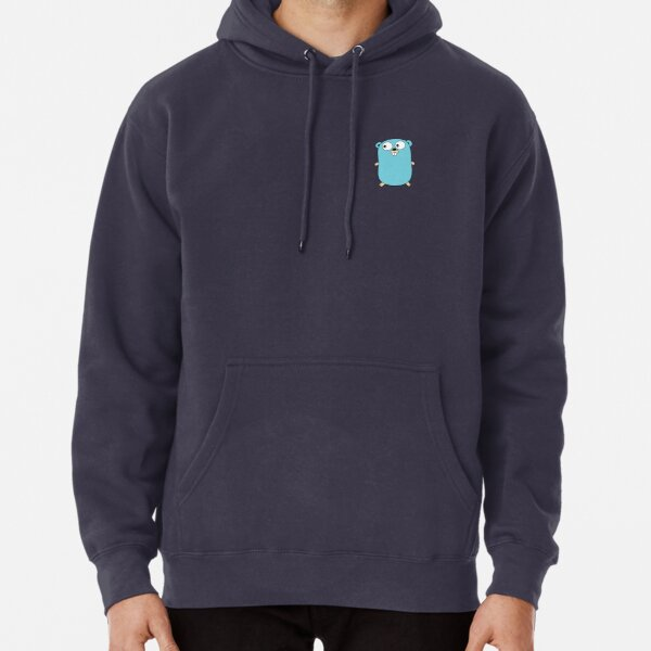 Golang Pullover Hoodie