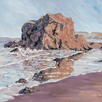 East Beach, North Berwick by TraceyPacitti