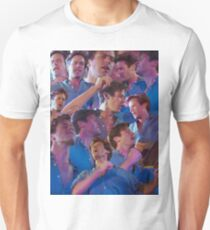 call me by your name armie oliver dancing Unisex T-Shirt