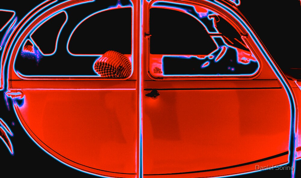 2CV Neon by Daniel Sorine