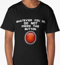 Button Long T-Shirt