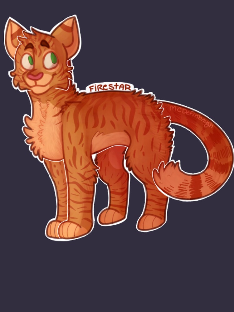 Firestar (Gatos Guerreros) de MCDefinbaugh