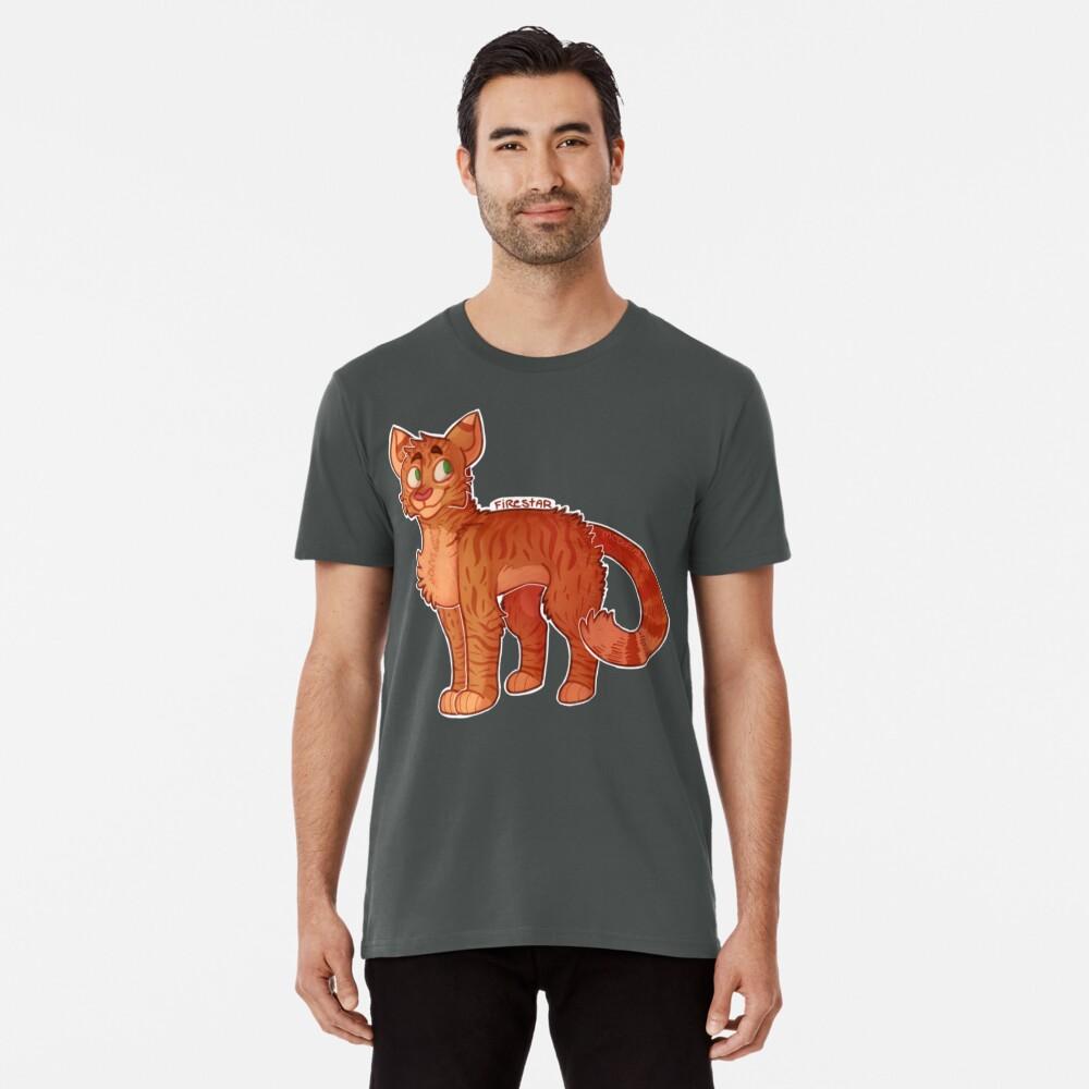 Firestar (Gatos Guerreros) Camiseta premium