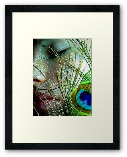 Peacock by PorcelainPoet