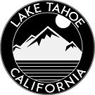 Lake Tahoe California Skiing Boating Boat Ski Skier Snowboard by MyHandmadeSigns