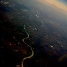 Blue Horizon - Over Europe by tonymm6491