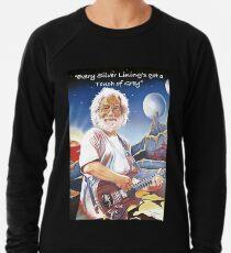 Sudadera ligera Jerry Garcia: toque de gris