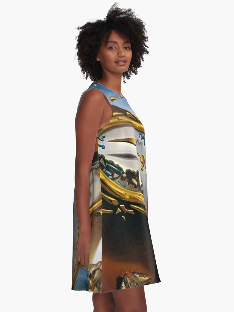 Alternate view of Salvador Dali A-Line Dress