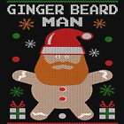 Ginger Beard Man Ugly Tees by EthosWear