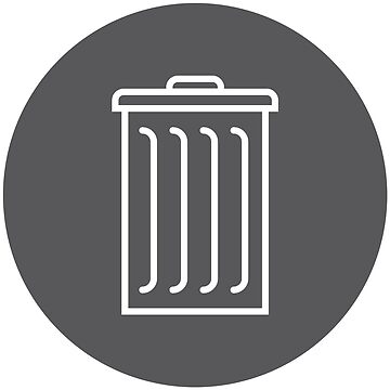 Garbage Label by type5