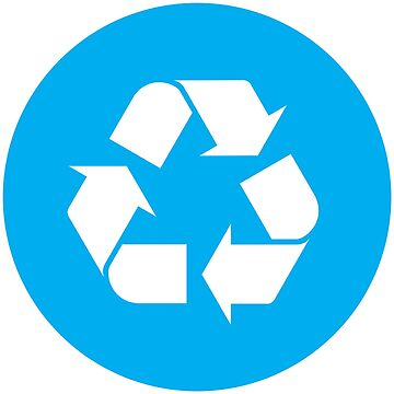 Recycle Label by type5